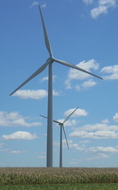 Adams County Wind Project Moves Forward