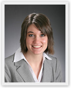 Megan Backs, Great River Economic Development Foundation Project Manager of Business Development Services