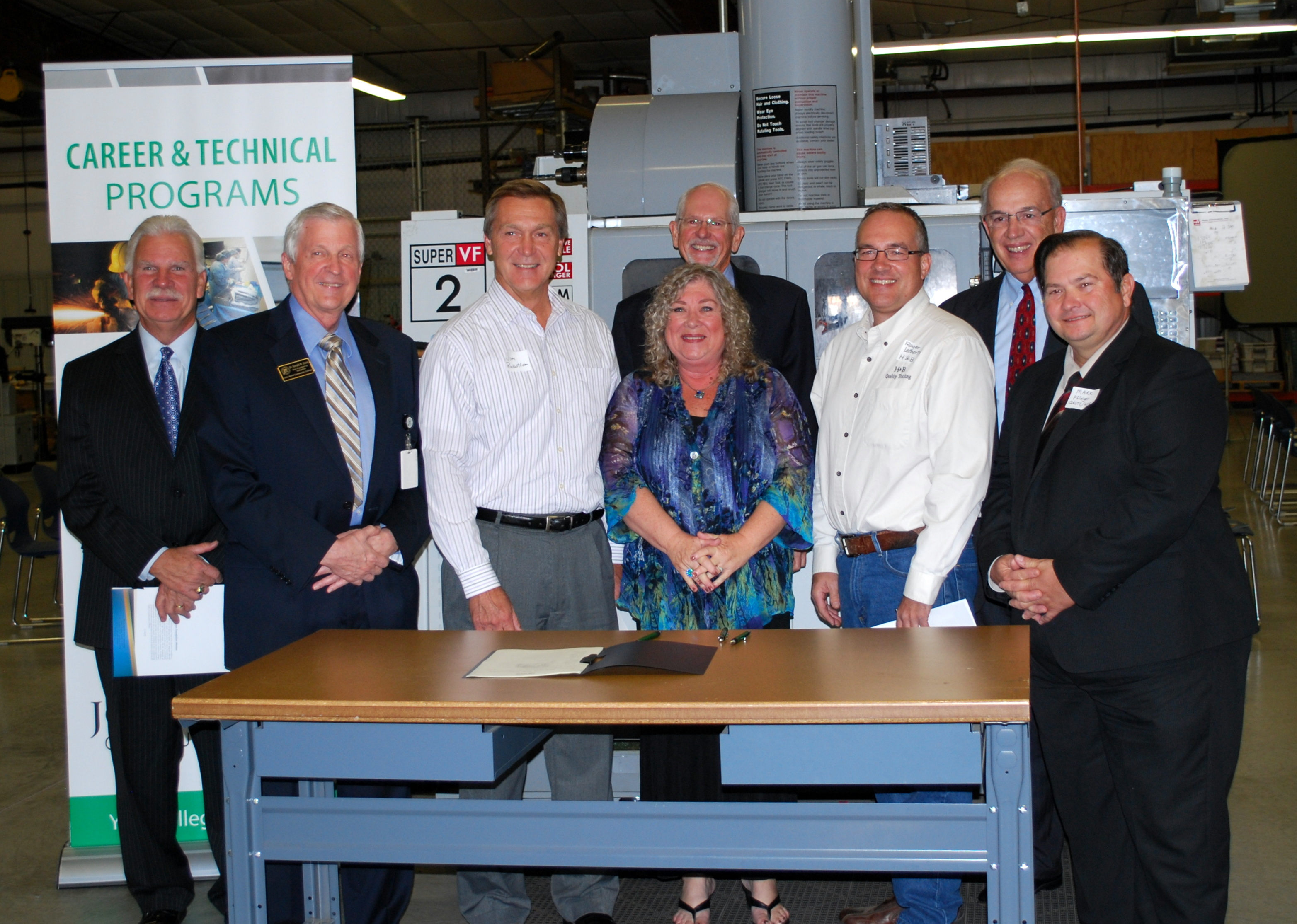 REGION CHARTERS COURSE TO TRAIN STUDENTS FOR ADVANCED MANUFACTURING CAREERS