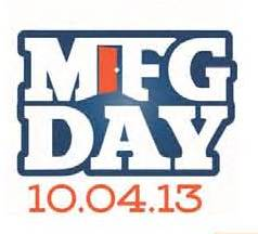 National Manufacturing Day is October 4th