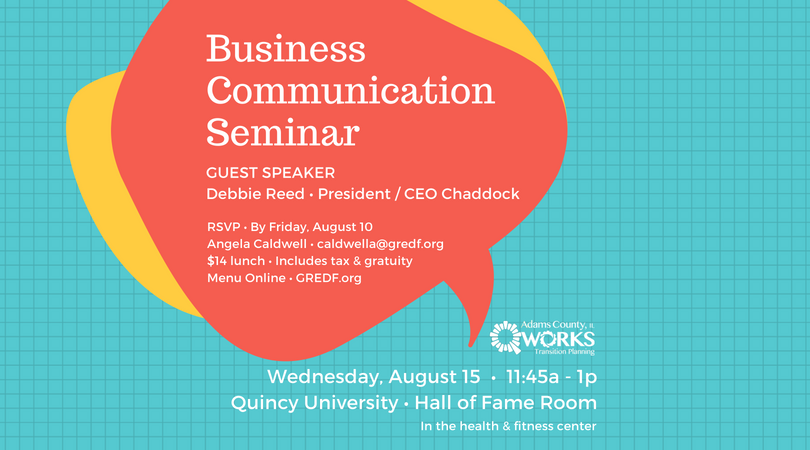 Adams County Works Seminar | Business Communication