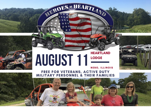 Heroes at Heartland Returning Saturday, August 11