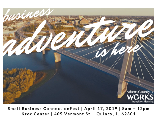 Small Business ConnectionFest: Achieving Your Next Business Adventure