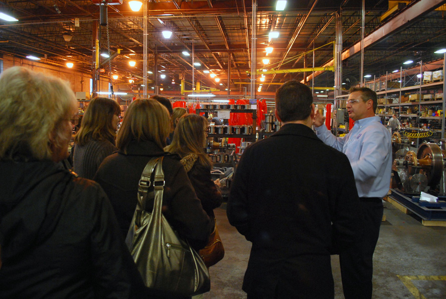 eDevelopments: Educating Educators about Manufacturing Careers