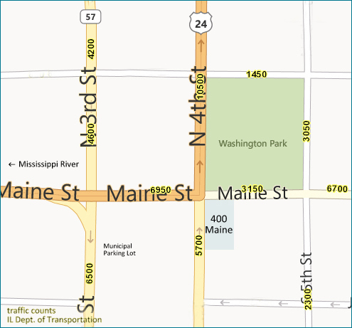 Downtown Opportunity: Premier Site Available