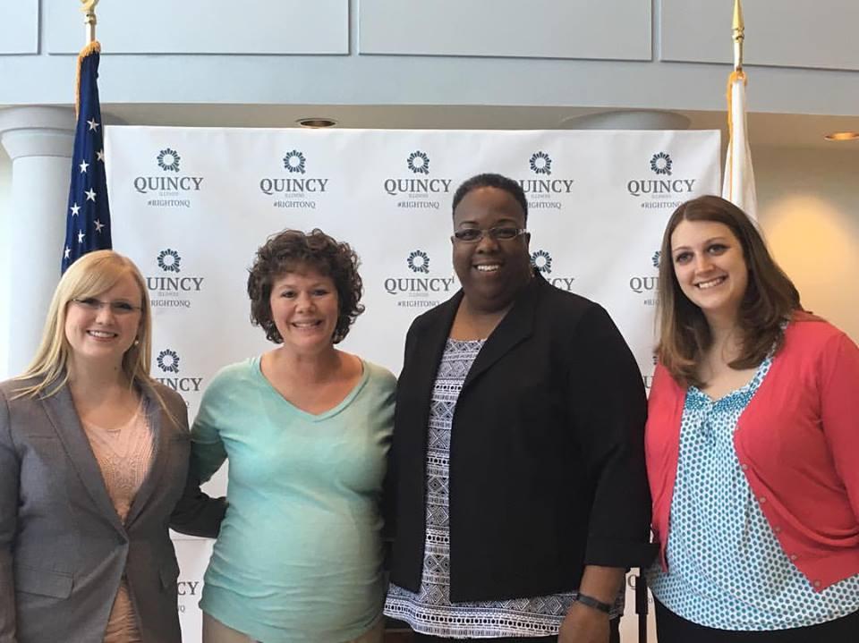 Career Guidance Team Partners Show Teacher Appreciation