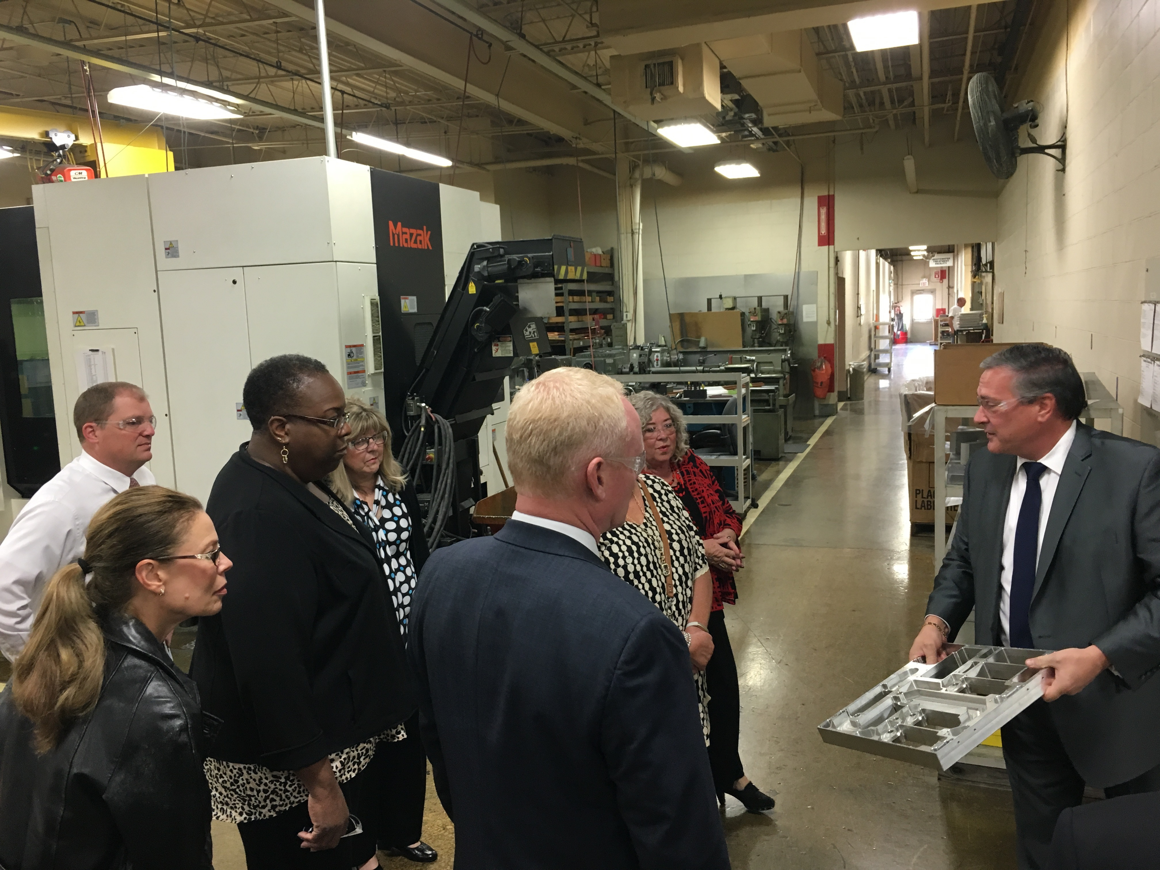 Manufacturing Press Conference Kicks off Expo
