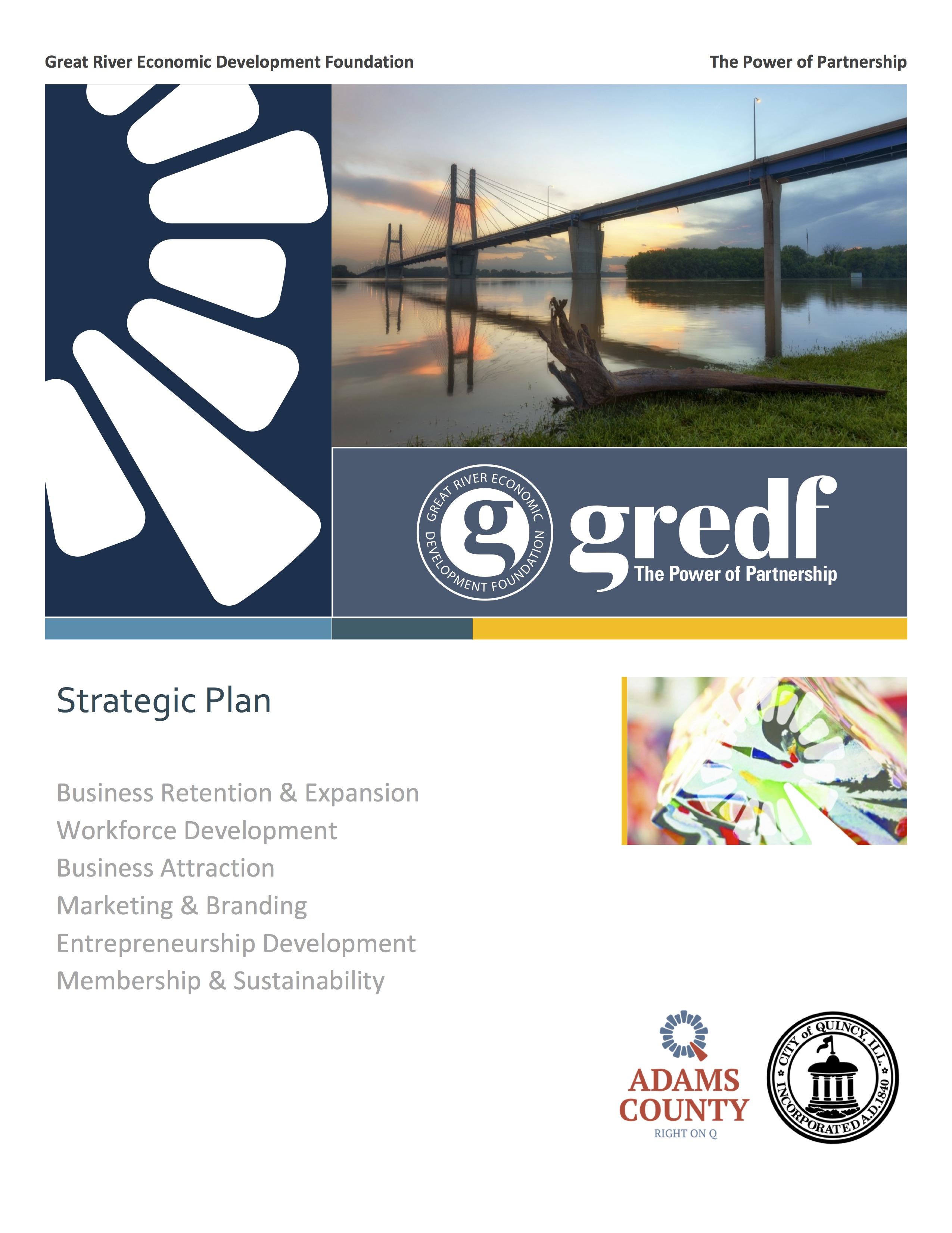 GREDF Launch 2020 Strategic Plan