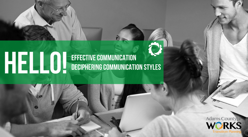 Adams County Works | Effective Communication Seminar
