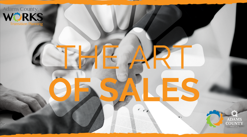 Learning The Art Of Sales