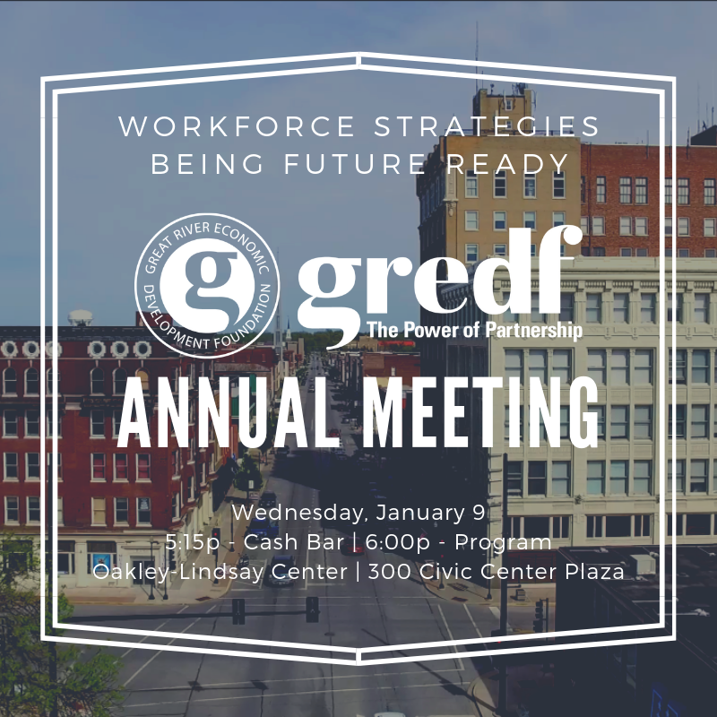 Acknowledging Workforce Strategies at the GREDF Annual Meeting