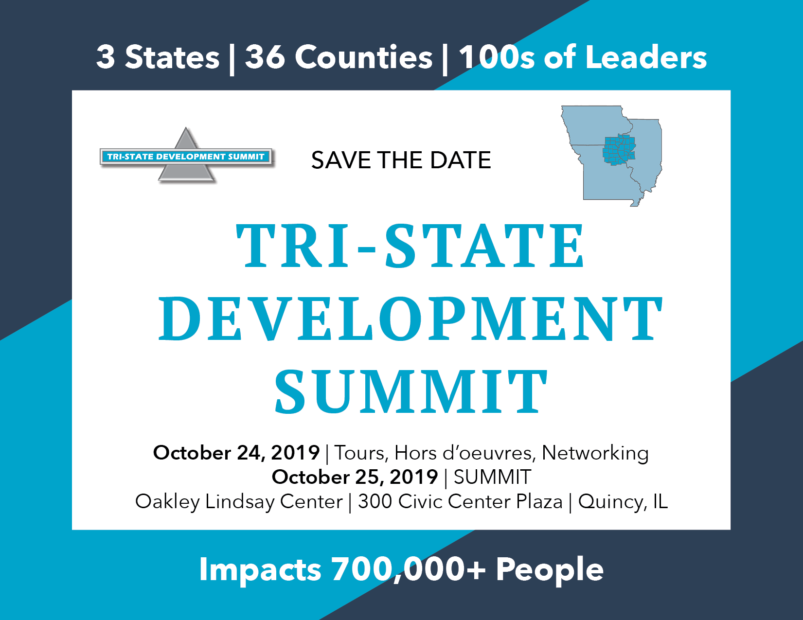 Tri-State Development Summit Welcomes New Faces + More Face Time