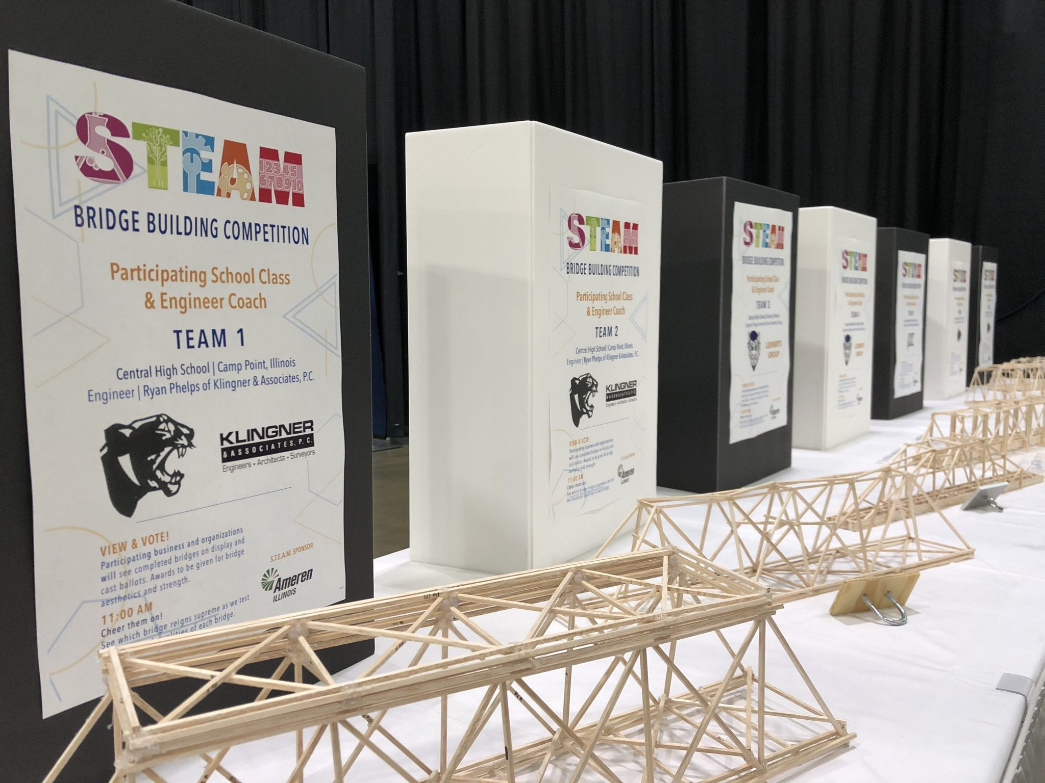 Quincy High School QAVTC Sweeps MakerFest S.T.E.A.M. Competition