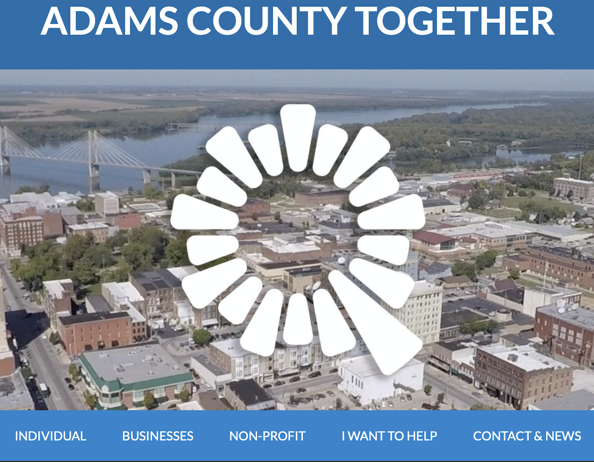 Adams County Together Website